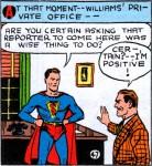 Pseudo-Superman
