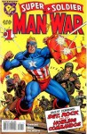 Super Soldier: Man of War #1