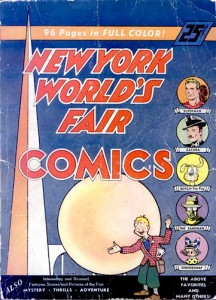 New York World's Fair Comics (1939 issue)