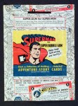 Gum, Inc., Superman bubblegum cards wrapper