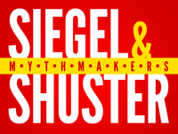 Siegel & Shuster: Mythmakers