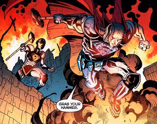 Super-Random Super-Panel #79 (Steel Edition #9)