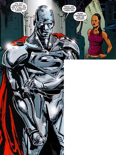 Super-Random Super-Panel #113 (Steel Edition #13)