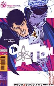 Tangent/The Atom #1