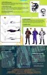 Tangent/Green Lantern backmatter, page 2