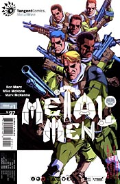 Tangent/Metal Men #1
