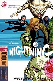 Tangent/Nightwing #1