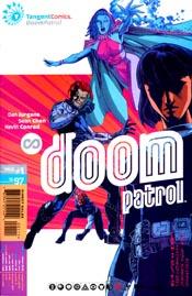Tangent/Doom Patrol #1