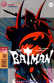 Tangent/Batman #1