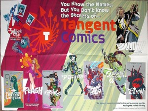 Tangent 1998 promo poster