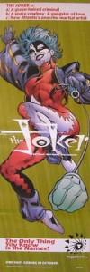 Tangent/The Joker promo poster