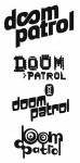 Tangent Wave 1 unused logos: Doom Patrol