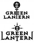 Tangent Wave 1 unused logos: Green Lantern