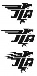 Tangent Wave 2 unused logos: JLA