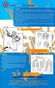 Tangent/Wonder Woman #1 backmatter