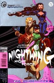 Tangent/Nightwing: Night Force #1