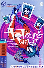 Tangent/The Joker's Wild #1