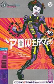 Tangent/Powergirl #1
