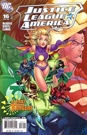 Justice League of America (Vol. 2) #16