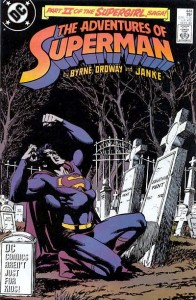 Adventures of Superman #444