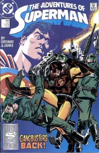 Adventures of Superman #446