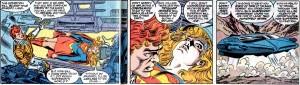Supergirl's mission begins