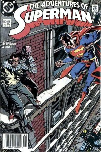 Adventures of Superman #448