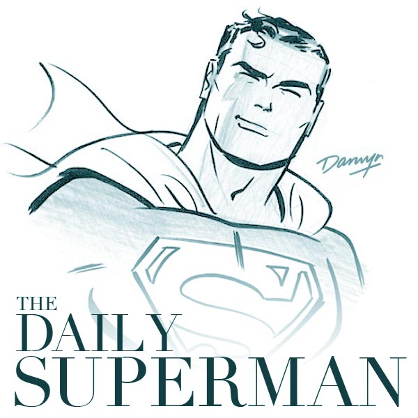 The Daily Superman: A Superman a day keeps Luthor away!